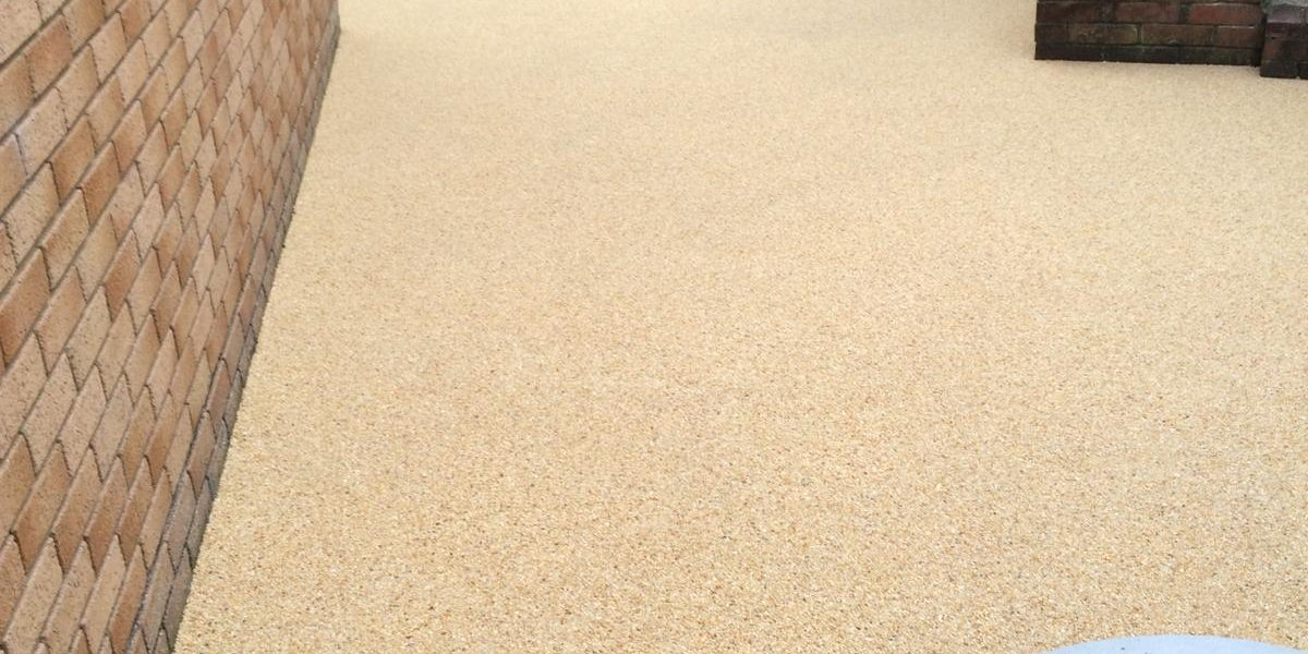 RESIN BOUND PATIO - MEADOW