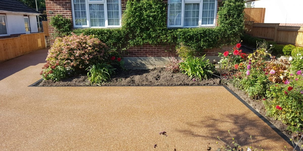 RESIN BOUND DRIVEWAY - 3