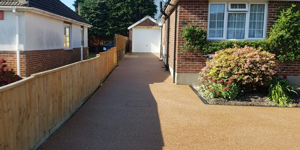 RESIN BOUND DRIVEWAY - 4