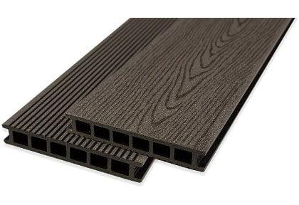 composite decking graphite