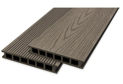 composite decking grey